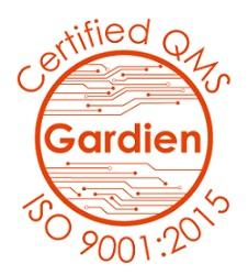 Gardien集团宣布通过ISO 9001:2015认证