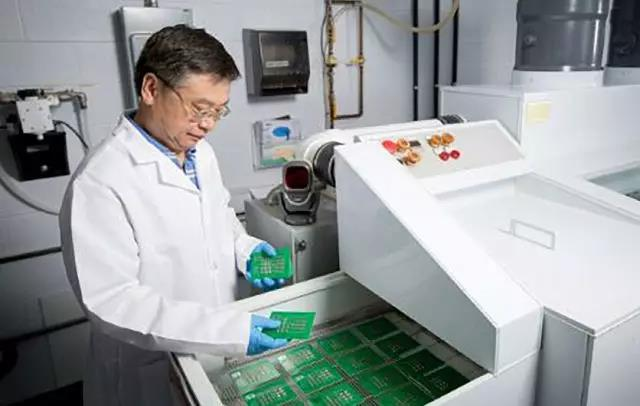 PCB清洗工艺—数据驱动的清洗环境