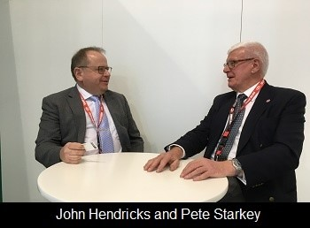 John Hendricks谈5G材料