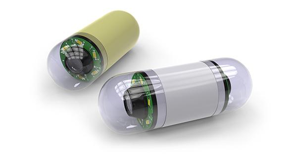 智能药丸与照相机:PCB微电子产品的新发展方向