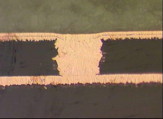 采用电解镀铜技术填充微导通孔和通孔的现状与未来