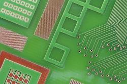使用数字直接喷印方式制备选择性沉积阻焊层