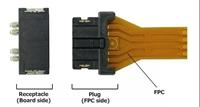 """应对大规模FPC需求 松下将大规模生产新型""""板对FPC连接器"""""""