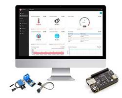 Digi-Key Electronics 和 Machinechat 宣布用于 BeagleBone 的即用型物联网数据管理解决方案
