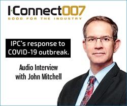 IPC总裁John Mitchell 谈COVID-19对全球电子制造行业的影响