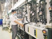 江门崇达是如何成为江门市区2019年度节水型企业的?