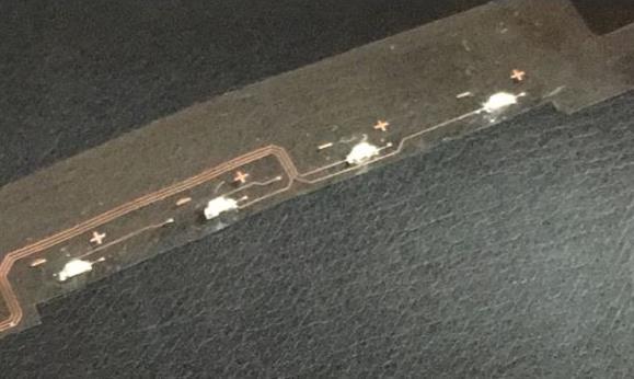 下一代挠性电路的特征:透明