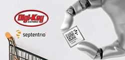 Digi-Key Electronics 宣布与 Septentrio 建立全球分销合作关系