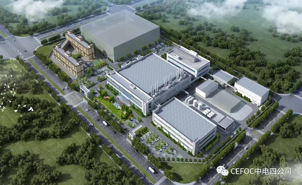 惠科6英寸晶圆半导体项目正式量产 中电四公司助力打造国内最大半导体功率器件生产基地