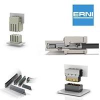 Digi-Key Electronics 宣布与电子连接器供应商 ERNI Electronics 建立全球分销合作关系