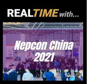【RTW】开展啦!视频报导国际电子生产设备展NEPCON China 2021