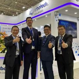 奥宝科技在Touch Taiwan 2021展会上展出全系列创新解决方案