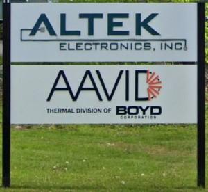 美国Altek Electronics选用望友DFM Expert软件