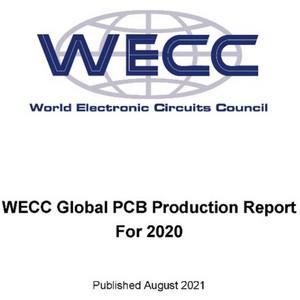 WECC发布2020年全球电子电路产业报告
